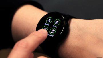 Samsung Galaxy Watch Active - chytré hodinky