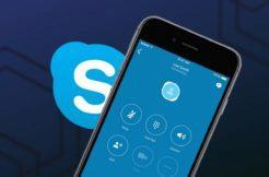 Skype - mobilní operátor