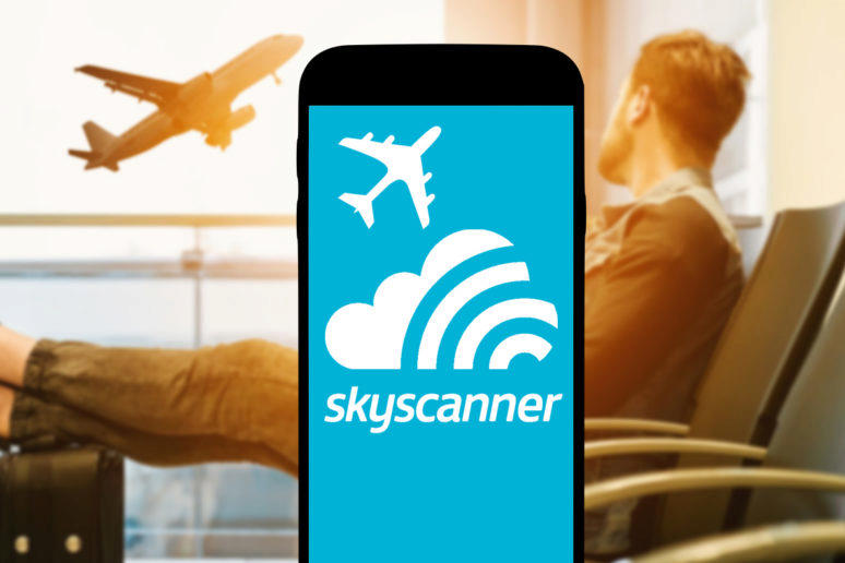 Skyscanner akční letenky