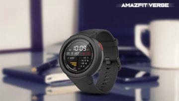 Sportovní hodinky 2019 - Xiaomi Verge