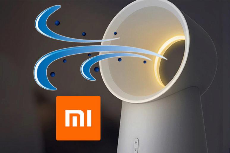 Levný stolní ventilátor Xiaomi