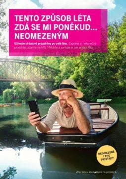 t-mobile neomezená data