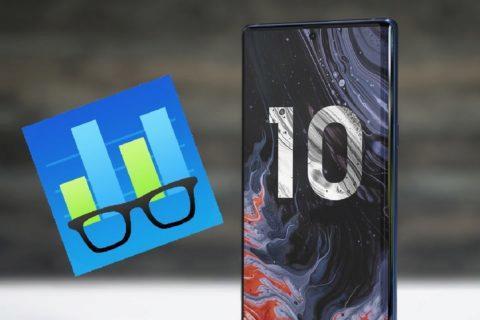 Samsung Galaxy Note 10 výkon procesor - GeekBench