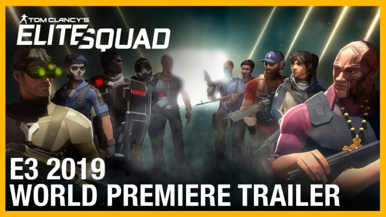 Tom Clancy's Elite Squad: E3 2019 Mobile Game Announcement Trailer | Ubisoft [NA]
