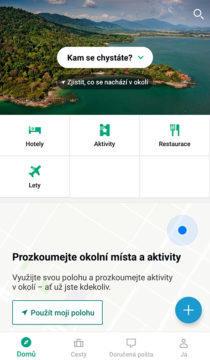 aplikace tripadvisor hledání dovolené