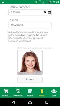 Virtuální Plzeňská karta