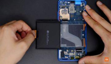 Výměna baterie v novém mobilu Xiaomi