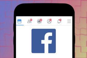 Vypnuti ikony upozornění Facebook lišta
