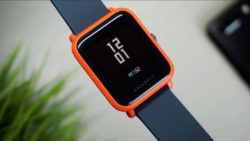 Xiaomi Amazfit Bip - chytré hodinky