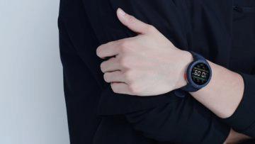 Xiaomi Amazfit Verge - chytré hodinky