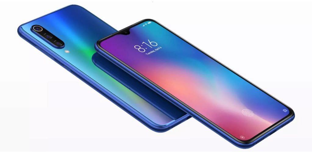 Xiaomi Mi 9 SE problém s aktualizací