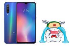 Xiaomi Mi 9 SE vadná aktualizace