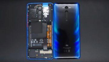 Xiaomi Mi 9T - snadná oprava