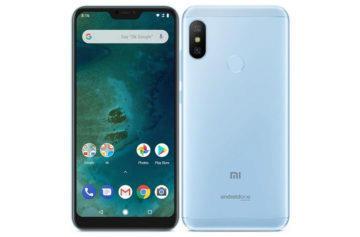 Xiaomi Mi A2 Lite jack