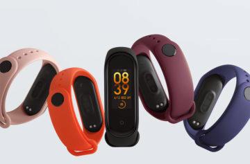Xiaomi Mi Band 4 náramek