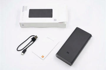 xiaomi mi power bank 3 balení