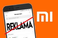 Xiaomi MIUI - odstraní nebo zmírní reklamy