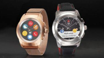 ZeTime MyKronoz Smartwatch