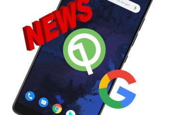 Novinky Android Q