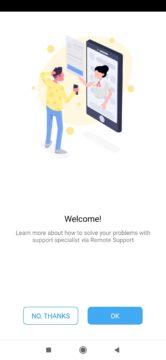 Aplikace AirDroid Remote Support