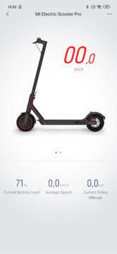 Základní informace o koloběžce Xiaomi Mi Scooter Pro