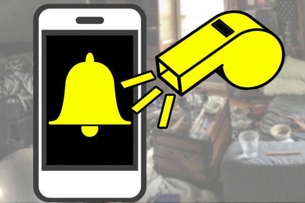 aplikace najít telefon na písknutí