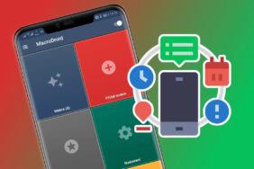 Automatizujte svůj telefon s MacroDroidem