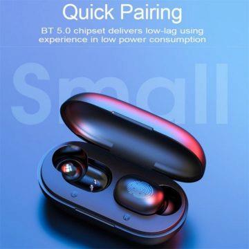 Bezdrátová sluchátka Xiaomi Haylou GT1 - ovládání