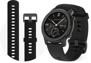 design hodinek amazfit gtr
