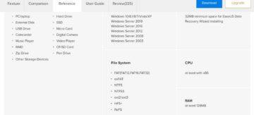 EaseUS Data Recovery Wizard - obnova fotek