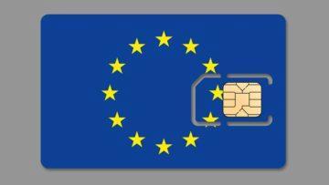 EU roaming SIM