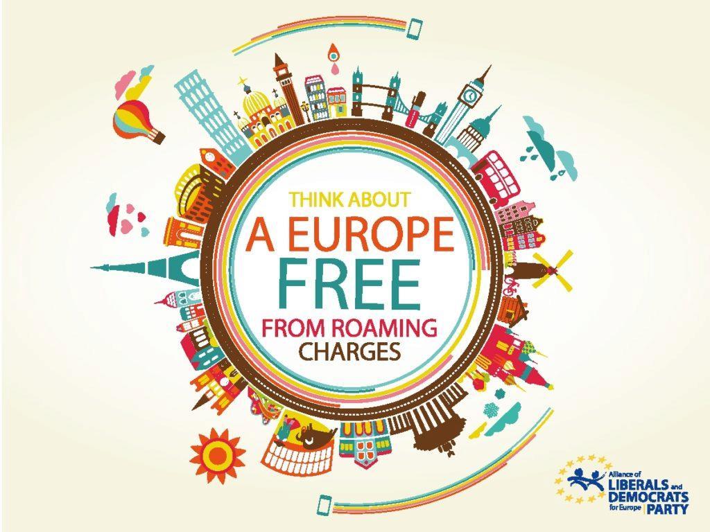 Evropa - Roaming