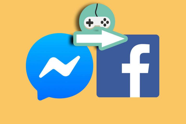 facebook messenger hry
