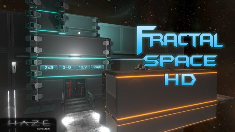 Fractal Space HD | Gameplay Trailer