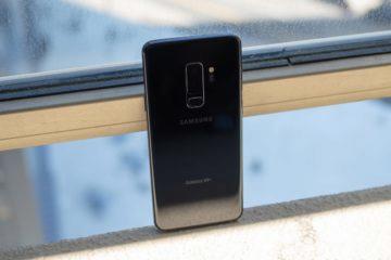 Galaxy S9 Plus cs iPhone X