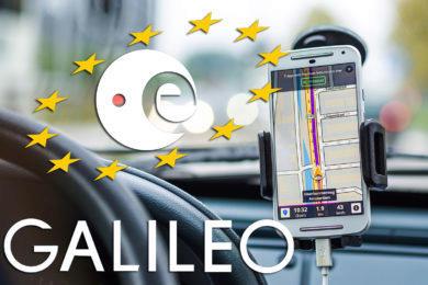 Jak na mobilu poznat výpadek navigačního systému Galileo?