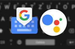 Gboard novinky google assistent návrhy textu