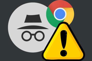 Google chrome anonymní režim