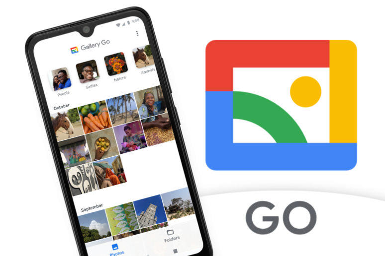 google gallery go aplikace