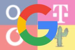 Google - mobilní operátor