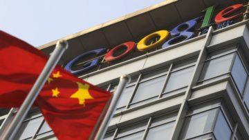 Google utíká z Číny