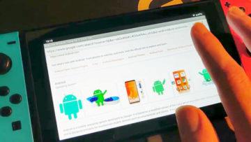 Herní konzole Nintendo - Android