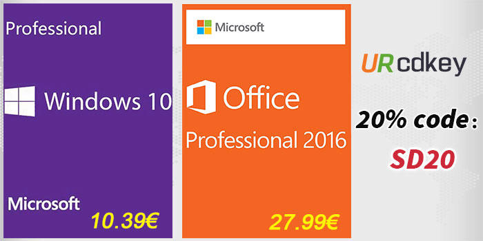 Licence na Office 2016