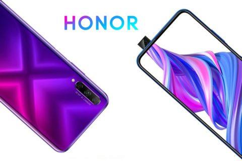 Honor 9X pro titulka