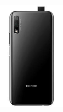 honor 9x zadni strana design