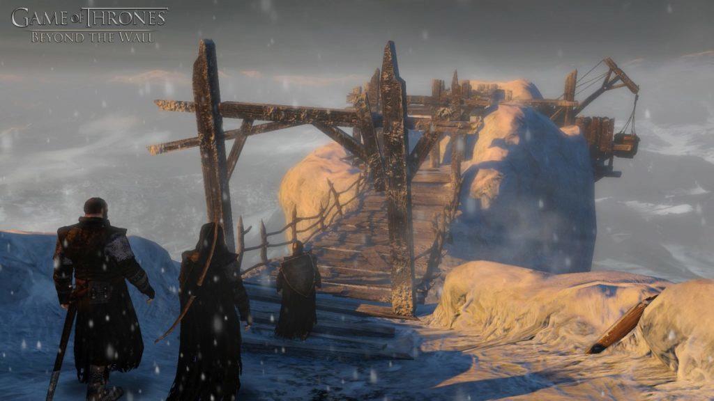Hra o trůny - Beyond the Wall