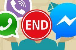 Hrozí konec šifrované komunikace