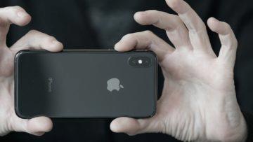 iPhone - pokles prodejů