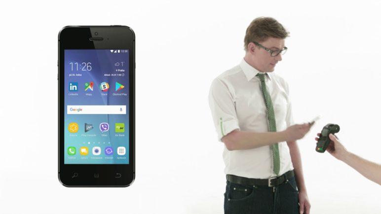 Jak fungují platby mobilem