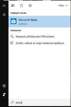 jak nainstalovat aplikaci do Windows